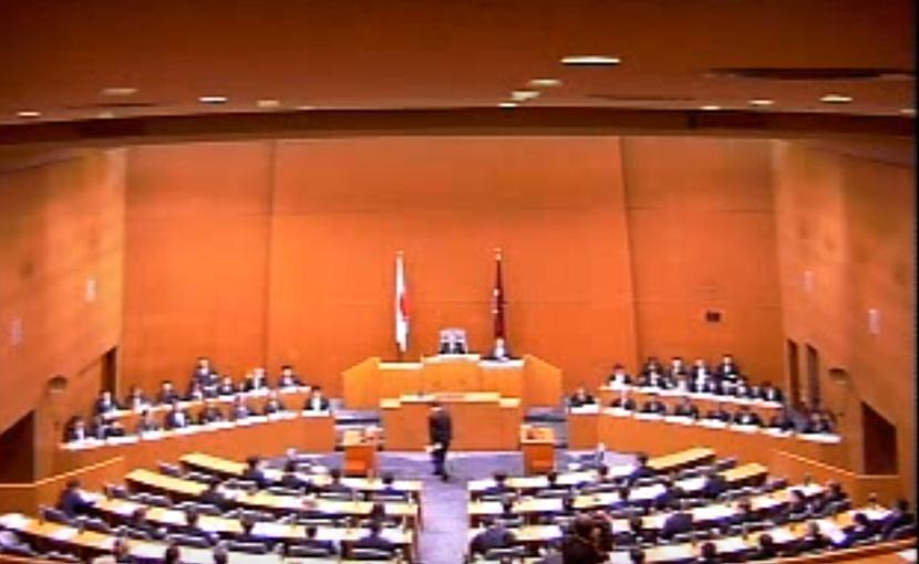 広島県議会2016年2月25日イメージ