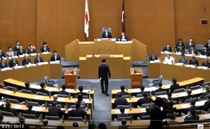 広島県議会2018年2月26日