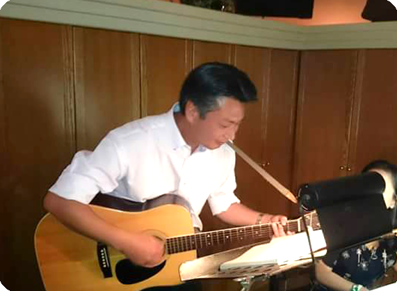 趣味・ギター