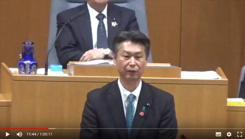 2018年12月11日県議会動画
